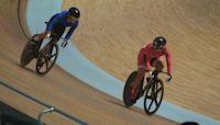 全運場地單車女子爭先賽 李慧詩躋身決賽