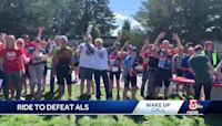 Wake Up Call from Ride to Defeat ALS