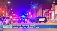 After Violent Weekend In Minneapolis, Police Call For Community's Help