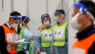 Japan extends COVID-19 state of emergency in Tokyo area, PM apologises