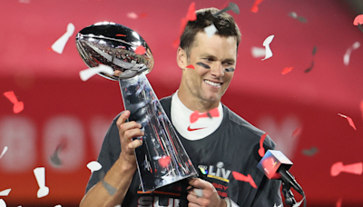 Bucs' Tom Brady shares angry reaction to 2020 NFL free agency snub