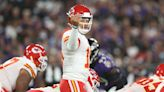 Video: Jackson Mahomes dumped water on a Ravens fan after Chiefs loss
