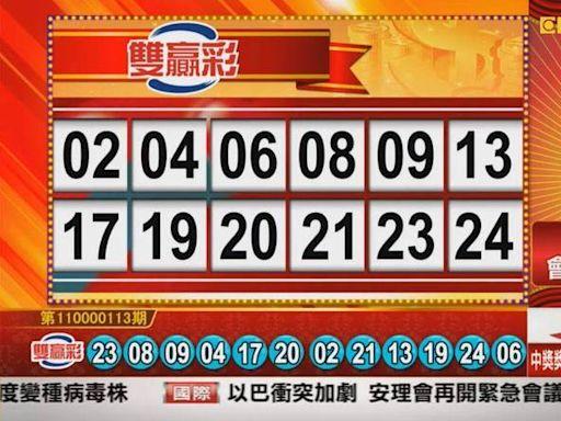 5/12 雙贏彩、今彩539 開獎囉!