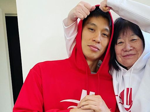 Jeremy Lin recalls his mom's sacrifice so he could pursue his basketball dream