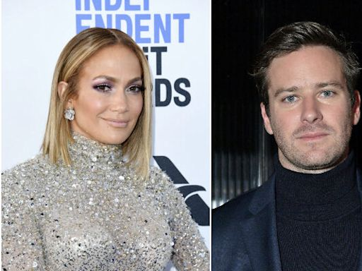 Jennifer Lopez and Armie Hammer to Star in Action-Comedy 'Shotgun Wedding' at Lionsgate
