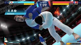 《2020 東京奧運 The Official Video Game》「柔道」及「挑戰頂尖運動員!」第 5 彈開放下載