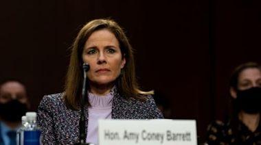 Top Senate Republican says he has the votes to confirm Amy Coney Barrett