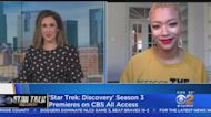 Actress Sonequa Martin-Green Talks 'Star Trek Discovery'