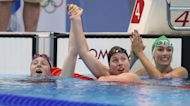 Team USA's swimmers rack up medals at Tokyo Olympics