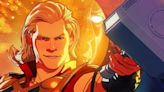 Party Thor Thunders Into Marvel's What If...? in Episode 7 Poster