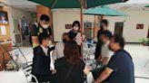城中城大火後 陳其邁每天親自關切傷者需求 (圖)