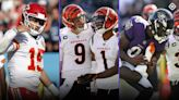 What Chiefs, Ravens' big losses to Titans, Bengals mean for wide-open AFC playoff picture