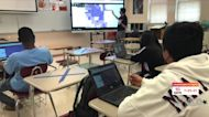 Lake Worth High School students study climate issues and social vulnerability