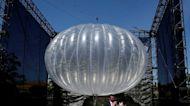 Alphabet shuts internet balloon company