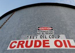 漲不停!布蘭特原油漲破40美元 創3個月來新高 - 自由財經