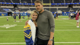 Look: Matthew Stafford's Wife Has Message For Lions Fans