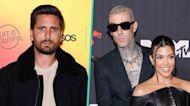 Scott Disick Not Happy About Kourtney Kardashian & Travis Barker's Engagement (Reports)
