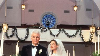 """A """"Father of the Bride"""" Reunion Is Happening This Week"""