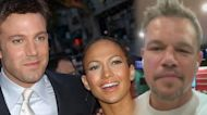 Matt Damon Reacts to Ben Affleck and Jennifer Lopez Dating Rumors