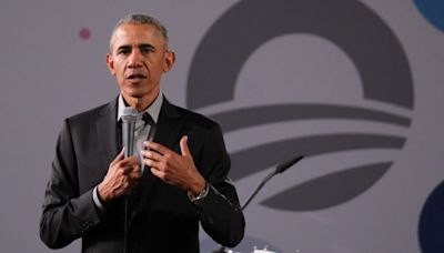 Barack Obama calls on country to 'reimagine policing' following Daunte Wright's death