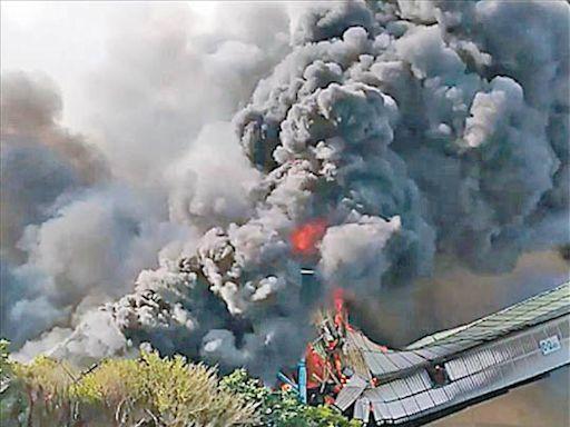 接連出事 台南6萬戶停電 台中發電廠起火 - 東方日報