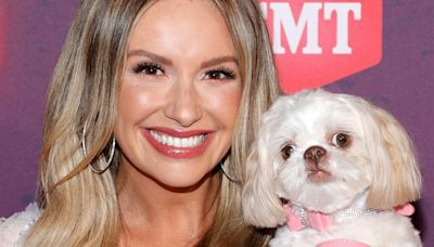 Carly Pearce Brings Her Dog as Date to 2021 CMT Music Awards (Exclusive)