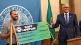 Winning My Vax Million - The Boston Globe
