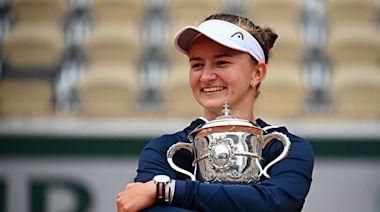 捷克「黑馬」登頂法網 首奪大滿貫女單冠軍