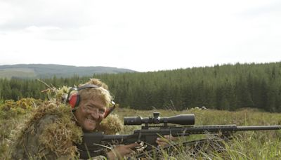 My day as James Bond on a secret sniper mission in the Scottish Highlands