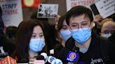 【武漢肺炎】「員工陣線」促醫管局施壓爭取完全封關 稱逾2500人罷工