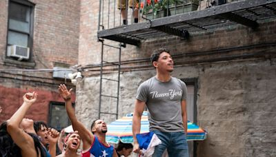 'In the Heights' makes splashy debut amid rising box office optimism — but ticket sales still a question