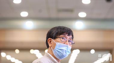 新冠肺炎 已打針者帶有傳染力病毒 袁國勇:這批人或會隱形傳播
