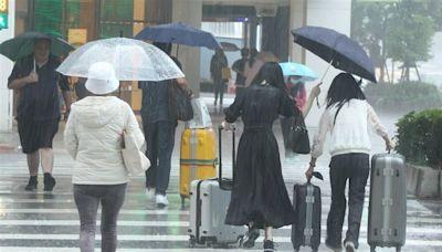 新/清晨18度!北北基6縣市豪大雨特報 入夜下探最低溫