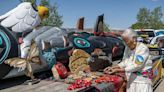 'May we be strong, may our prayers be heard': Lummi totem pole stops in Bears Ears, Chaco Canyon enroute to D.C. - Navajo Times