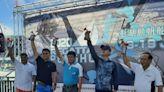 澎湖島帆船週系列賽開幕 台灣經典小鎮虎井嶼繞島賽引矚目