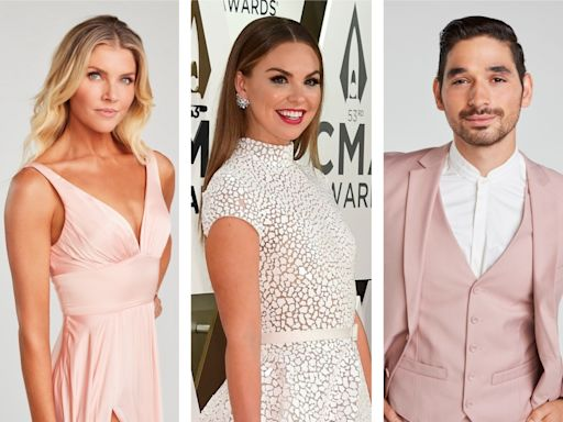 Amanda Kloots: Hannah Told Me to Call and 'Vent' About DWTS' Alan Bersten