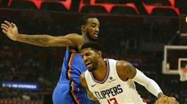 NBA賽事分析》爵士兩球星都有傷勢 小偉看好快艇喬治守不住