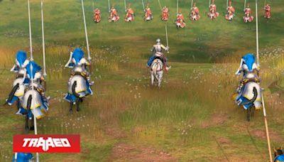 Age of Empires IV se podrá probar GRATIS este fin de semana