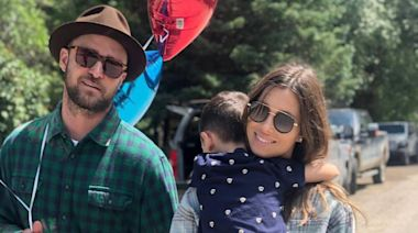 Justin Timberlake Confirms Arrival of Baby No. 2 With Jessica Biel and Reveals Child's Name