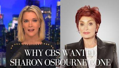 Sharon Osbourne Slams 'The Talk' Showrunners Who Fired Her: 'Weak, Weak Women Who Didn't Have a Backbone' (Video)