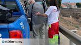 Interceptado en una autopista de Gran Canaria un turista octogenario en silla de ruedas eléctrica que se guiaba por Google Maps en modo coche