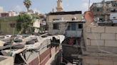 黎巴嫩疫情.爆炸雙重打擊 慈濟伸援扶困