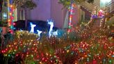 A Homebound Nation Goes All Out With Lavish Christmas Decorations