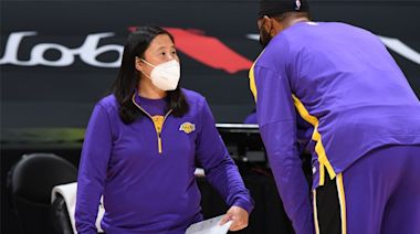 NBA 湖人今季傷患不絕 拒跟台灣首席女訓練師續約   蘋果日報