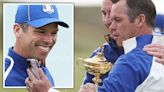 Ryder Cup star Paul Casey spotted using phone case featuring photo of partner Pollyanna