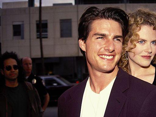 What Nicole Kidman and Tom Cruise's son looks like
