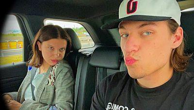 Everything We Know About Millie Bobby Brown's Rumored Boyfriend, Jake Bongiovi
