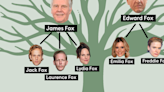 The Fox family explained: Making sense of Laurence, Emilia and Freddie's family tree