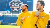 Josi, Ekholm Praise Fanbase as Preds Prepare to Host NHL Stadium Series