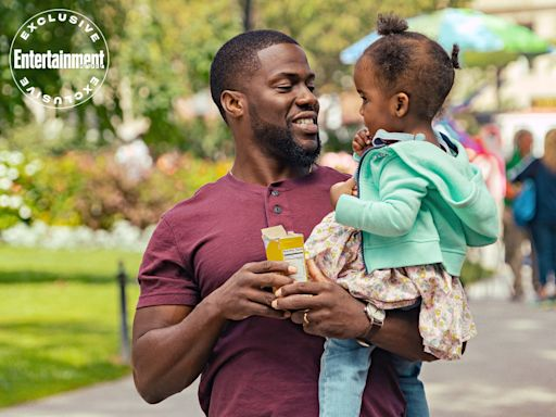 Kevin Hart on the changes that came with Fatherhood